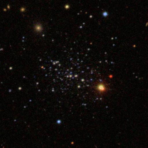 A globular cluster pal 3 ccuart Image collections